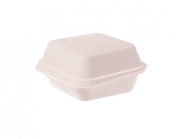 Hamburger Box aus Bagasse Burgerbox