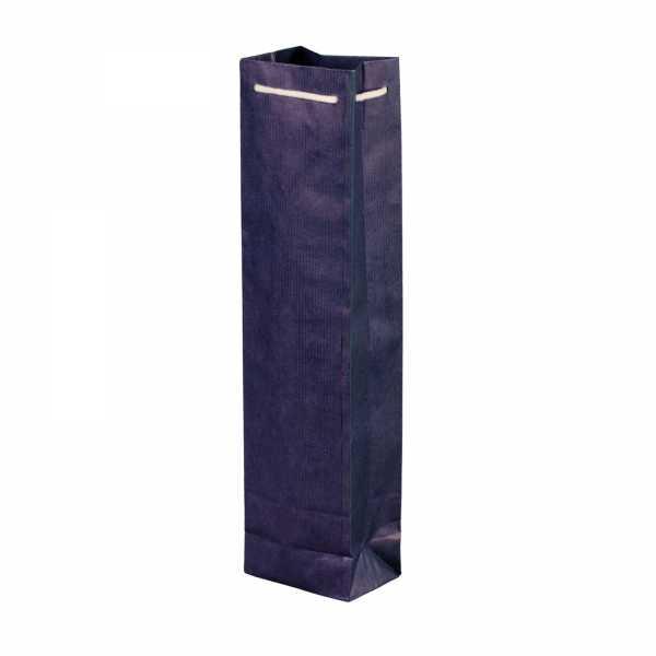 Flaschentaschen 100 Stück, mit Baumwollkordel, 9.5x6.5x38,