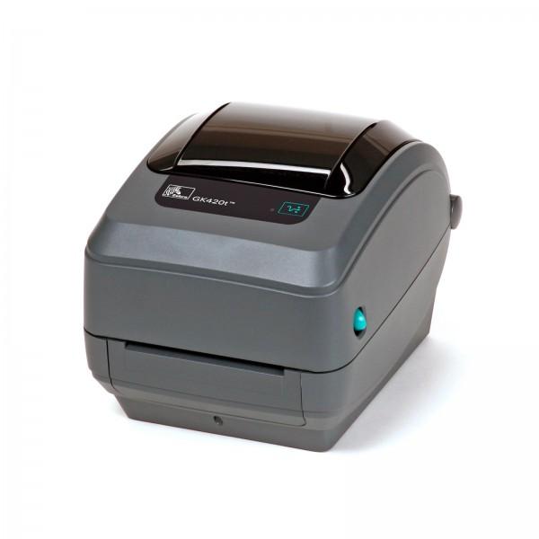 ZEBRA Etikettendrucker GK420t  - Thermodrucker 1