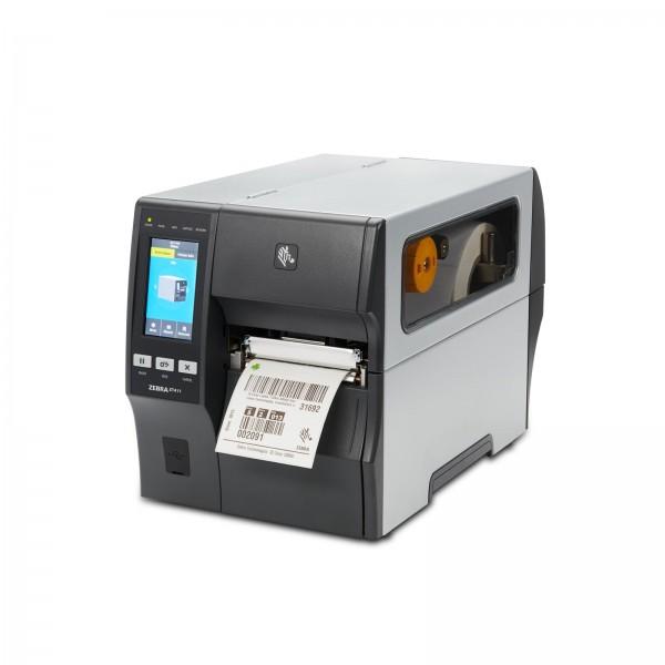 ZEBRA Etikettendrucker ZT411 - Thermodrucker 1
