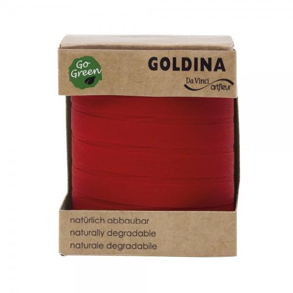 Ringelband Geschenkband Baumwolle Nature Pack in 4 Farben