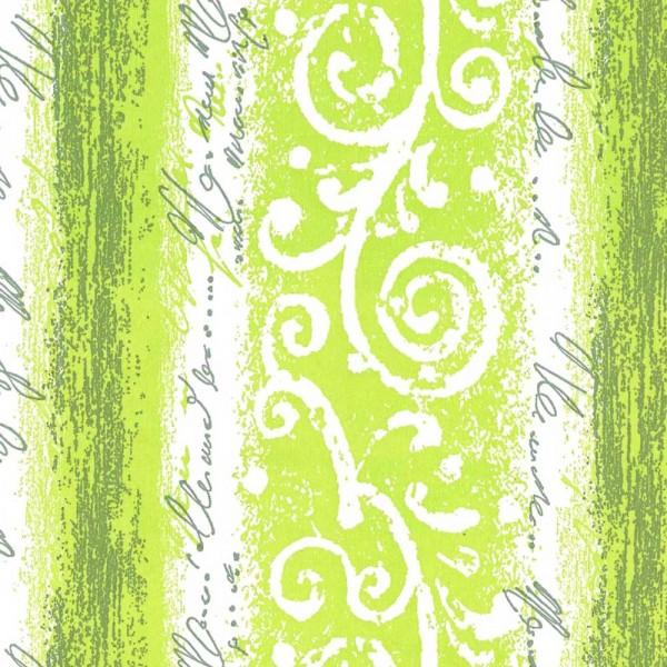Seidenpapier Rolle für Blumen Banderola maigrün