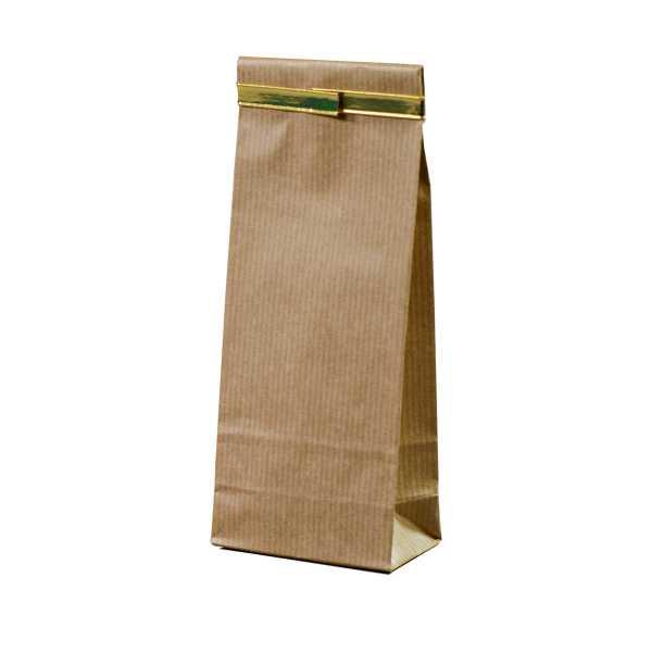 Blockbodenbeutel Kraftpapier braun in versch. Größen