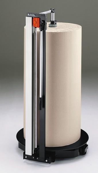 Schneidständer senkrecht Rollendurchmesser 80 cm, Abrollständer