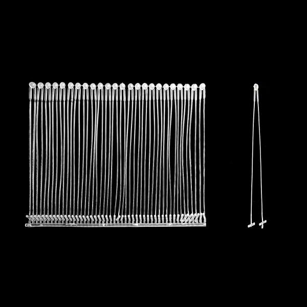 Doppelheftfäden Standard 65mm, 5.000 Stück
