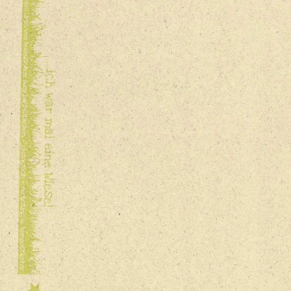 Seidenpapier Rolle für Blumen Graspapier Neutral