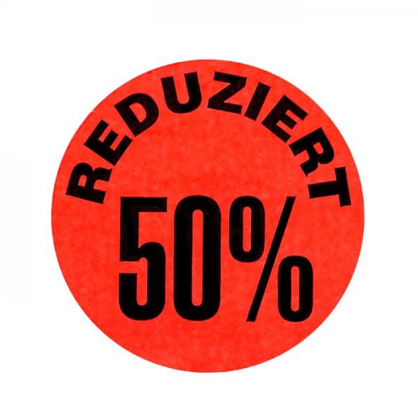 runde Etiketten 32mm, Druck: reduziert 50%, permanent
