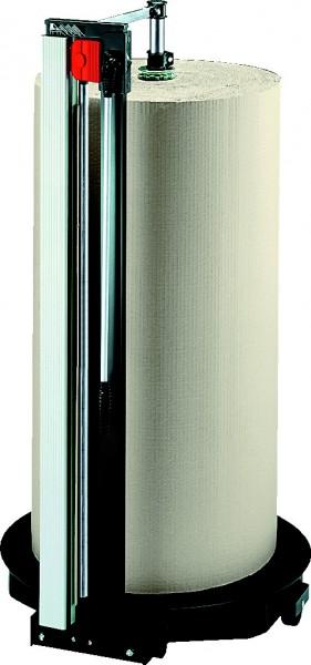 Schneidständer senkrecht Rollendurchmesser 45 cm, Abrollständer