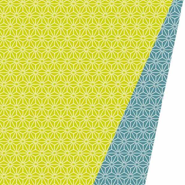 Geschenkpapierrolle Design Scandic Star