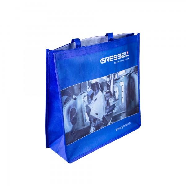Non-Woven Taschen mit Bilderdruck in 6 Größen