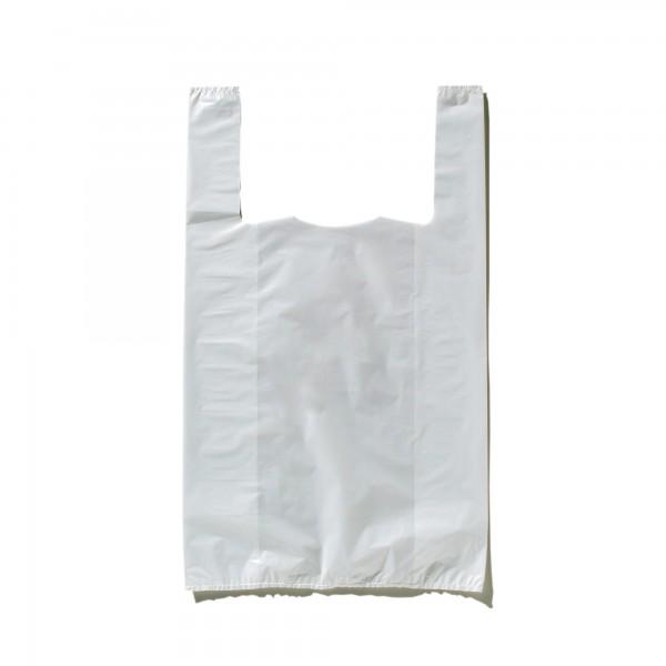Hemdchentragetaschen 32x18x53 20my weiss