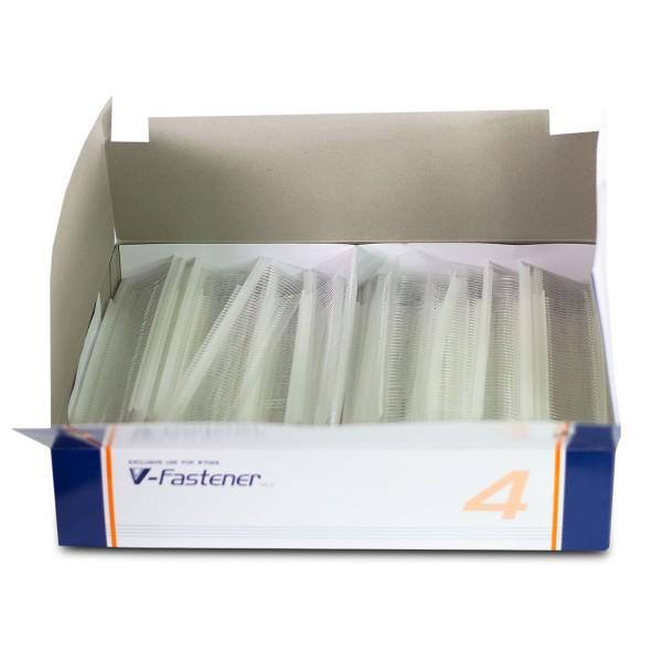 Sicherheitsfäden V-Fastener für V-Tool System - 5.000 Stück