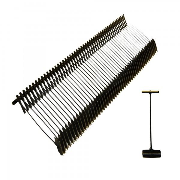 Heftfäden Standard, schwarz, 1.000er PROBEPACK