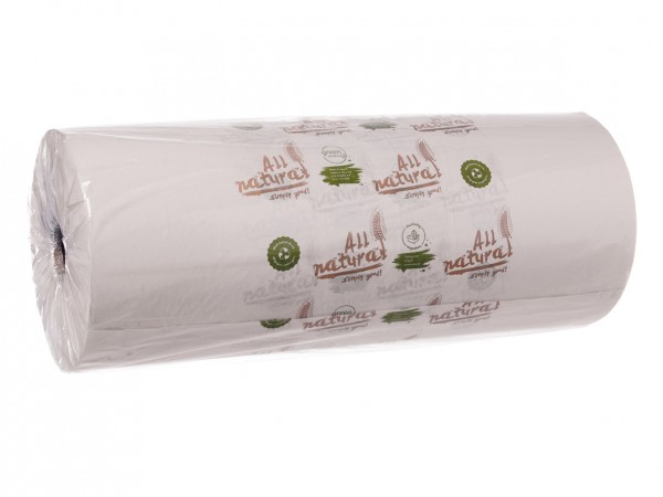 Bäckerseide - All Natural - 50cm breit in zwei Farben