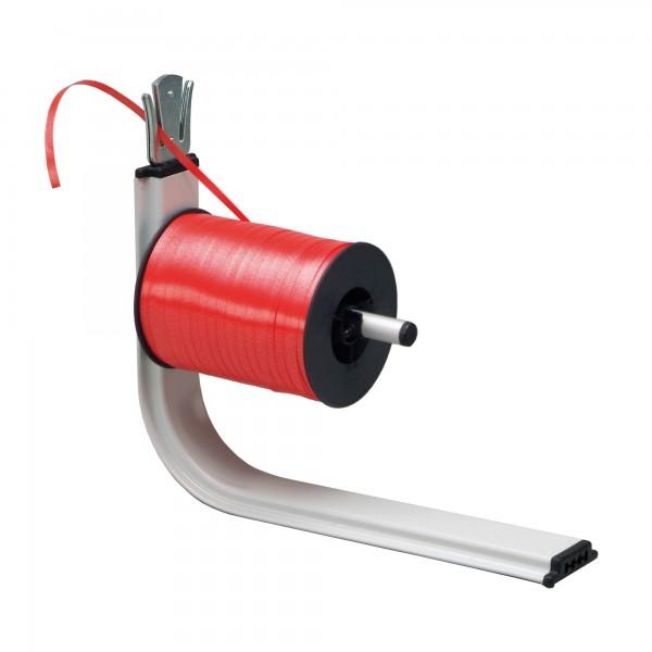 Standard Bandabroller, für 1 Spule, mit Abschneider