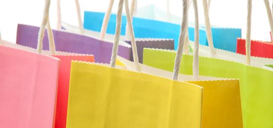 Papiertragetaschen Papiertüten Einfarbig Papier Tragetaschen Tüten Taschen