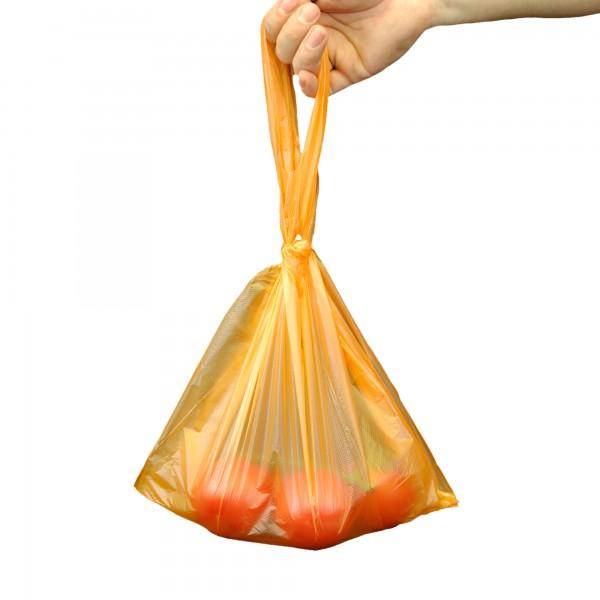 Hemdchentragetaschen 30+16x52 echt 12my orange