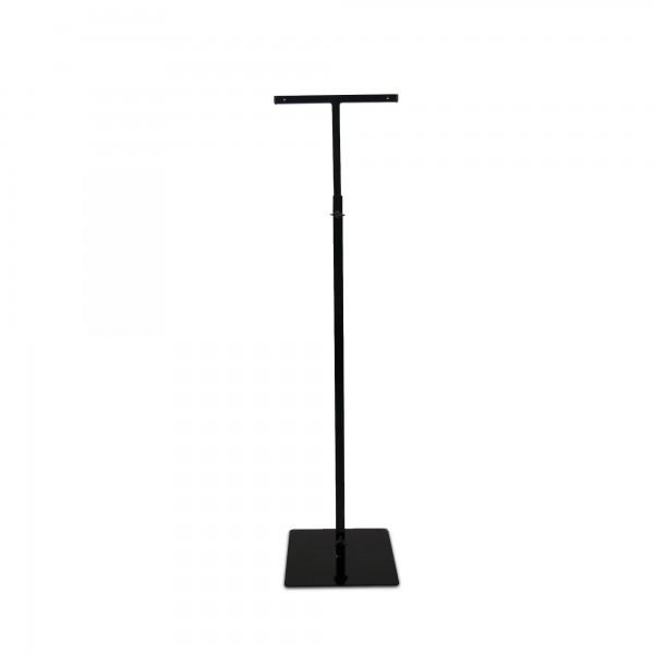 Knotenbeutelständer - ohne Dispenser - Metall schwarz