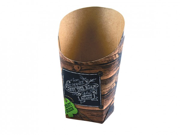 Snack Wrap Cup Box Enioy Green