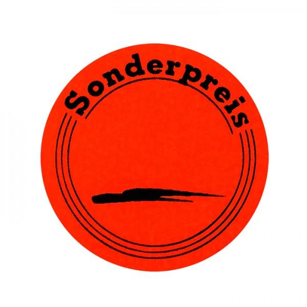runde Etiketten 32mm, Druck: Sonderpreis Strich, permanent
